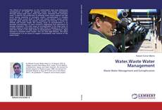 Couverture de Water,Waste Water Management