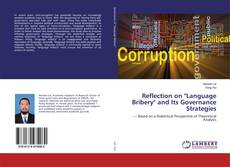 """Bookcover of Reflection on """"Language Bribery"""" and Its Governance Strategies"""