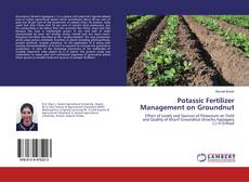 Bookcover of Potassic Fertilizer Management on Groundnut