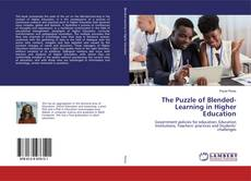 Bookcover of The Puzzle of Blended-Learning in Higher Education