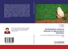 Bookcover of Participation of Farm Women in Agricultural Activities