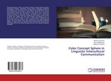 Bookcover of Color Concept Sphere in Linguistic Intercultural Communication