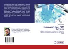 Buchcover von Stress Analysis of FGM Cylinders
