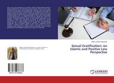 Capa do livro de Sexual Gratification: on Islamic and Positive Law Perspective