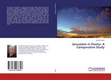 Buchcover von Jerusalem in Poetry: A Comparative Study