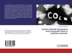Bookcover of Carbon dioxide dissolution and convective flow in anticline reservoir