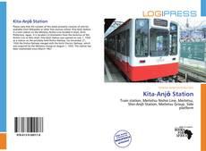 Kita-Anjō Station kitap kapağı