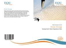 Bookcover of Erste Group