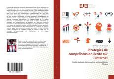 Couverture de Stratégies de compréhension écrite sur l'Internet