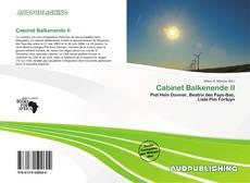 Buchcover von Cabinet Balkenende II