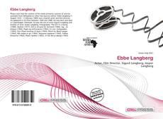 Portada del libro de Ebbe Langberg