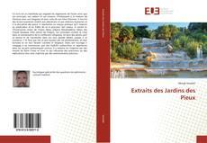 Обложка Extraits des Jardins des Pieux