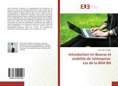 Bookcover of Introduction en Bourse et visibilité de l'entreprise: cas de la BOA BN