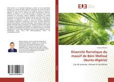 Copertina di Diversité floristique du massif de Béni Melloul (Aurès-Algérie)