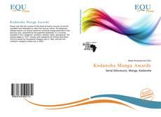 Bookcover of Kodansha Manga Awards