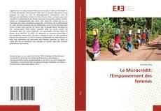Bookcover of Le Microcrédit: l'Empowerment des femmes