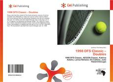 Bookcover of 1998 DFS Classic – Doubles