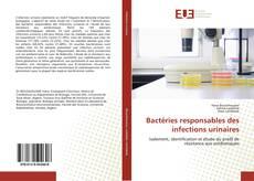 Capa do livro de Bactéries responsables des infections urinaires
