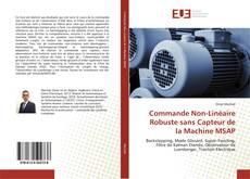 Portada del libro de Commande Non-Linéaire Robuste sans Capteur de la Machine MSAP