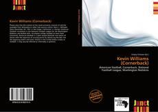 Bookcover of Kevin Williams (Cornerback)
