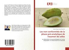 Les non conformités de la phase pré-analytique de l'examen de selles kitap kapağı