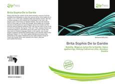 Buchcover von Brita Sophia De la Gardie