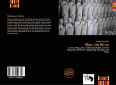 Masurao Hiroo kitap kapağı
