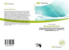 Bookcover of Duncan Shearer