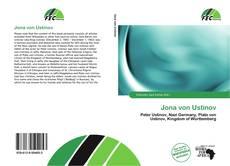 Jona von Ustinov kitap kapağı