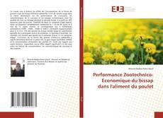 Portada del libro de Performance Zootechnico-Economique du bissap dans l'aliment du poulet