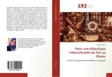 Couverture de Pour une didactique interculturelle du FLE au Maroc