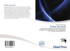 Portada del libro de Emilio Jaconelli