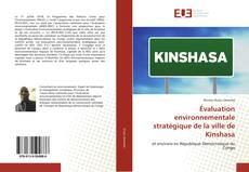 Обложка Évaluation environnementale stratégique de la ville de Kinshasa
