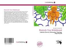 Portada del libro de Dietrich Von Hildebrand