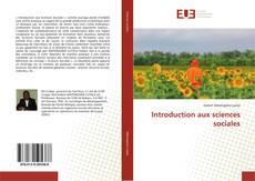 Обложка Introduction aux sciences sociales