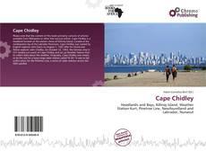 Обложка Cape Chidley