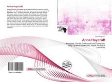 Portada del libro de Anna Haycraft