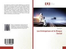 Les Entreprises et le Risque Social的封面