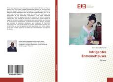 Capa do livro de Intrigantes Entremetteuses