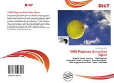 1998 Páginas Amarillas Open kitap kapağı