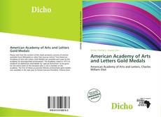 Обложка American Academy of Arts and Letters Gold Medals