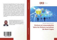 Écriture et intermédialité dans les fictions narratives de Henri Lopes kitap kapağı