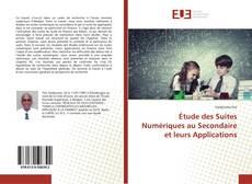 Capa do livro de Étude des Suites Numériques au Secondaire et leurs Applications