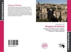 Buchcover von Gregory of Antioch