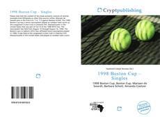 Copertina di 1998 Boston Cup – Singles
