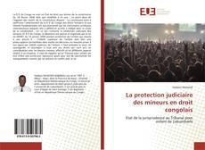 Bookcover of La protection judiciaire des mineurs en droit congolais