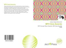 MTV Asia Awards的封面
