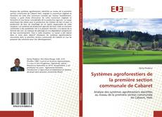 Portada del libro de Systèmes agroforestiers de la première section communale de Cabaret