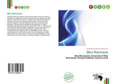 Portada del libro de Bev Harrison