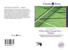 1998 Faber Grand Prix – Singles kitap kapağı